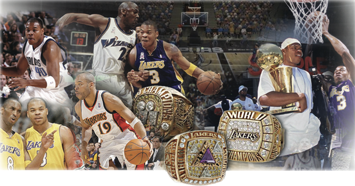 3 NBA Championship Titles